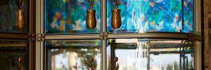 the Ivy Lawn Chapel Window